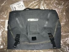 "New Ortlieb Courier Messenger Bag Medium 11L 15"" Laptop Waterproof Pepper Gray"