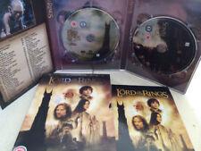 Películas en DVD y Blu-ray el señor de los anillos