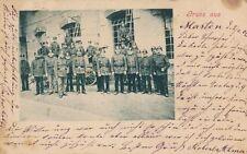 AK, overlooking a löschzug Firefighters 1902 (G) 19171