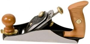 Smoothing Bench Plane No 4 Sweetheart 10-45/64 in 12-136 Adjustable Throat Plate