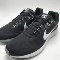 Nike Air Zoom Structure 21 Men's Running Shoes Black/White-Wolf Grey 904695-
