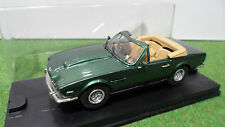 ASTON MARTIN V8 Cabriolet vert au 1/43 de WESTERN MODELS voiture miniature WP109