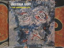 UNIVERIA ZEKT The Unnamables FRENCH Prog Zeuhl LP Magma