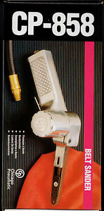 """BELT SANDER MINI SMALL AIR OPERATED BELT SANDER.10MM (3/8""""x16""""B) CP858 BRAND NEW"""