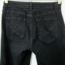 Not Your Daughter Jeans 2 Black Stretch Denim Jeans Purple Label Lift Tuck 26X32