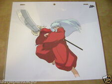 INUYASHA RUMIKO TAKAHASHI ANIME PRODUCTION CEL 18
