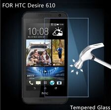 100% Genuine Tempered Glass Screen Protector For HTC Desire 610 Mobile Phone