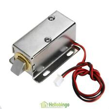 DC12V Electronic Solenoid Door Bolt Lock RFID for Cabinet Drawer Access Control