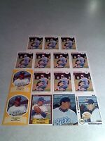 *****Dana Ridenour*****  Lot of 40 cards.....6 DIFFERENT