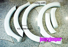 FOR ISUZU ALL NEW D-MAX DMAX FENDER FLARES FLARE WHEEL ARCH 2012 2013 2014