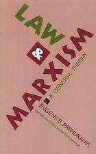 Law and Marxism : A General Theory by Evgeny B. Pashukanis (1987, Paperback)