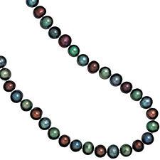 Halsketten und Anhänger mit Süßwasserperlen im Collier-Stil für Damen