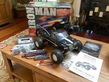 Vintage 1996 MRC IRONMAN 1/10 SCALE RC MONSTER TRUCK ~ COMPLETE ~ EUC!!!