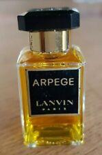 Ancien petit flacon de parfum Arpège de Lanvin Paris