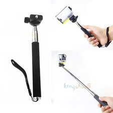 """42"""" Handheld Selfie Stick Monopod for Sony Action Cam HDR AS15 AS20 AS30V AS100V"""
