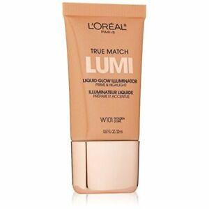 L'Oreal Paris True Match Lumi Liquid Glow Illuminator W101 Golden