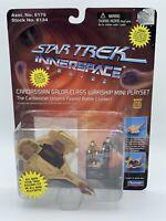 1994 Playmates Star Trek Innerspace Cardassian Galor Mini Playset - NEW
