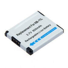 Batterie 900mAh NB-11L pour Canon Powershot A2300 A2400 IS A3400 IS A4000 IS IXU