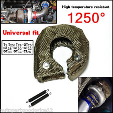 T3 Titanium Turbo Blanket Heat Shield Cover Barrier Turbo charger Cover Wrap New