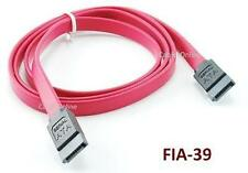 39 inch SATA-II to SATA-II Red Data Cable  FIA-39