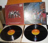 WEATHER REPORT - 8:30 -  33 GIRI VINILE DOPPIO 1979 CBS Records MADE IN ITALY