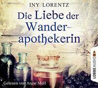 INY LORENTZ - DIE LIEBE DER WANDERAPOTHEKERIN  6 CD NEW