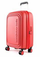 MANDARINA DUCK Logoduck + Expandable Trolley S Trolley Tasche Flame Scarlet