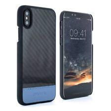 Proporta Carbon Fibre Case for iPhone X  Carbon Ultra Flash