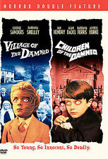 Village of the Damned/Children of the Damned (DVD, 2004) - Brand New R1