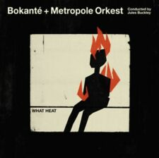 Bokante & Metropole Orkest & Jules Buckley - What Heat NEW LP