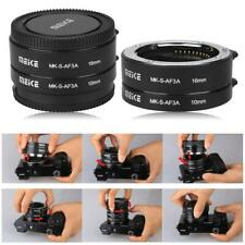 Meike MK-S-AF3A Auto Focus Macro Extension Tube Ring Adapter for Sony E/FE NEX3