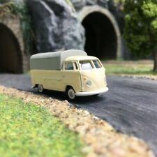"Combi VW T1 ""benne"" baché-HO 1/87-SCHUCO SCT1B"