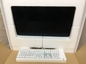 """Boxed Apple iMac 27"""" Core i5 3.2ghz 32GB 1TB Slim Late 2012 Grade A12 M Warranty"""