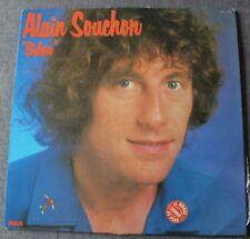 Alain Souchon, bidon,  LP - 33 Tours
