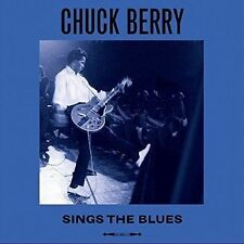 Chuck Berry Sings The Blues LP Vinyl Europe Not Now 2015 16 Track 180 Gram