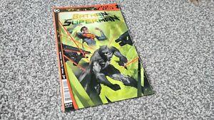 FUTURE STATE: BATMAN/SUPERMAN #1 Cvr A (2021) DC UNIVERSE