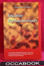 Enquêtes psychosomatiques - Salomon Sellam