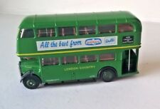 AEC Regent Routemaster bus with Walls Birds Eye advertising in mint condition.