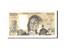 Billets, France, 500 Francs, 1980, 1980-09-04, KM:156e, TB+ #115345