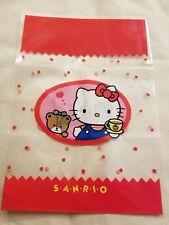 Sanrio Cello Gift Bags Hello Kitty Red