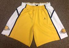 Nike Jordan Cal Golden Bears Team Issue Basketball Shorts 44 Xxl Shorts Kobe