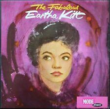 THE FABULOUS EARTHA KITT LOVE IS A GAMBLE RARE 33T LP VOGUE MODE MDK 9411
