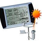 Professional Station Météo Sans Fil WS1080, USB Solaire écran tactile 1073