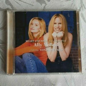 HEART AND SOUL - NEW SONGS FROM ALLY MCBEAL (FEATURING VONDA SHEPARD)
