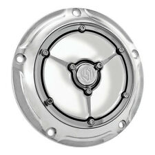 RSD Clarity Derby Cover, Chrom, f. Harley - Davidson Big Twin 1999 - heute