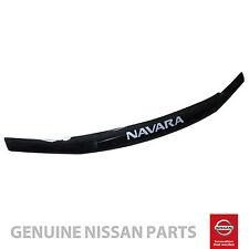 Fits Nissan Navara 2010 on Hood Bonnet Deflector Chip Protector *KE6105X100