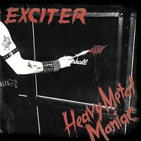 Exciter-Heavy Metal Maniac VINYL LP NEW