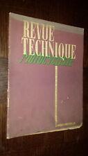 REVUE TECHNIQUE MOTO MOTOCYCLISTE N° 18 - Juin 1949