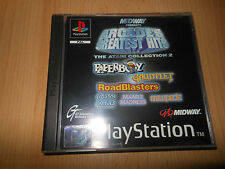 THE ATARI COLLECTION 2 pal Sony Playstation 1 PS1 OTTIME COLLEZIONISTI VERSIONE