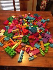 LOT 271 Lego Duplo Diego Mega Bloks Building Blocks Various Sizes Mixed